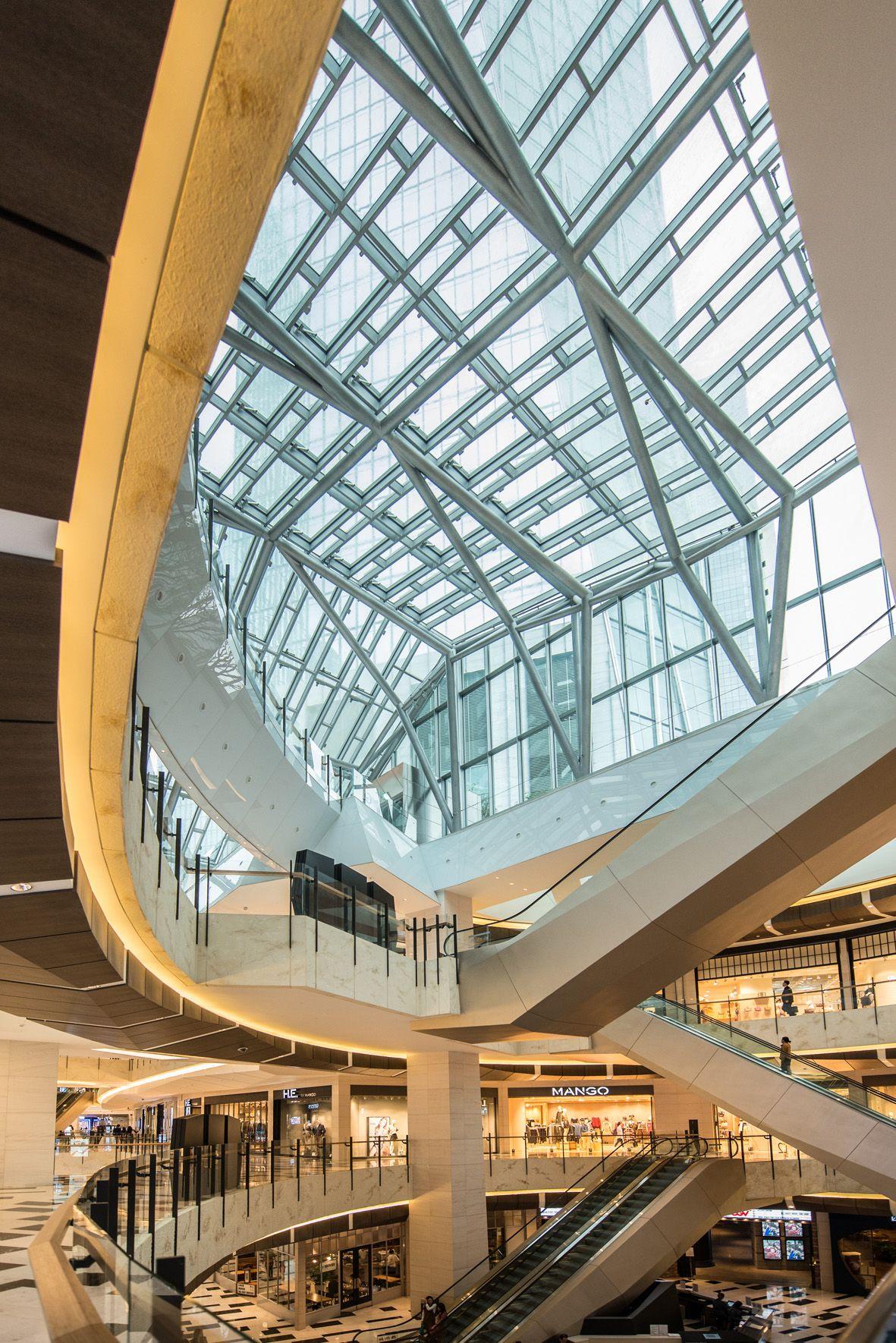 IFC Mall, Seoul   Shopping Mall-Benoy   Pinterest   Mall, Seoul and ...