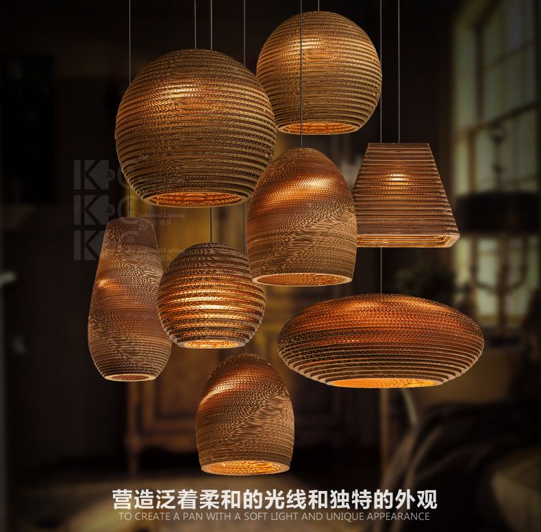 Aliexpress Buy IKEA America Country Cage Rattan Pendant Light