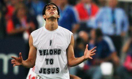 Kaka God Fearing Man Who Is Not Ashamed Of Jesus Christ Men I