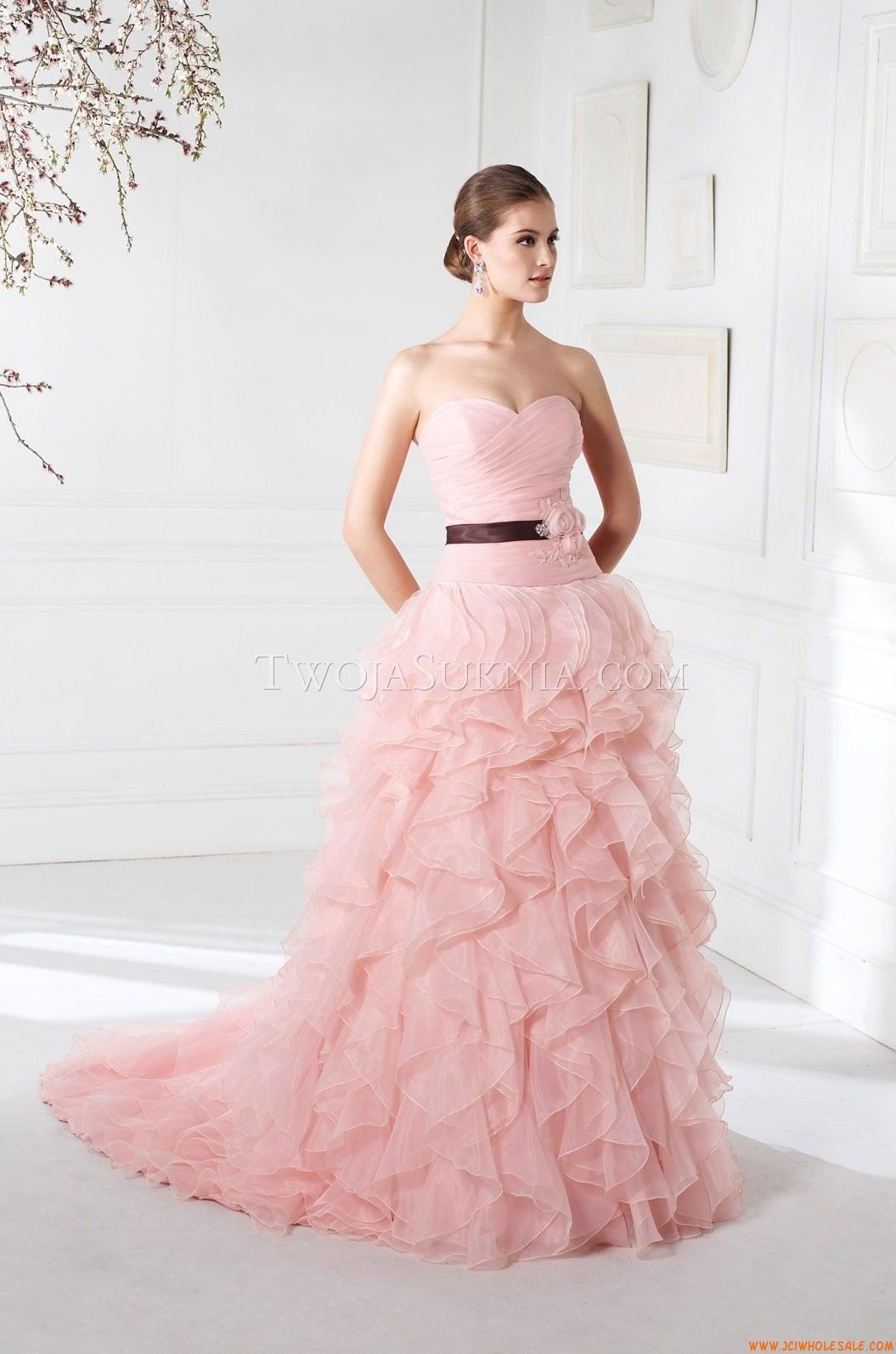 Dorable Vestidos De Dama J Aton Modelo - Colección de Vestidos de ...