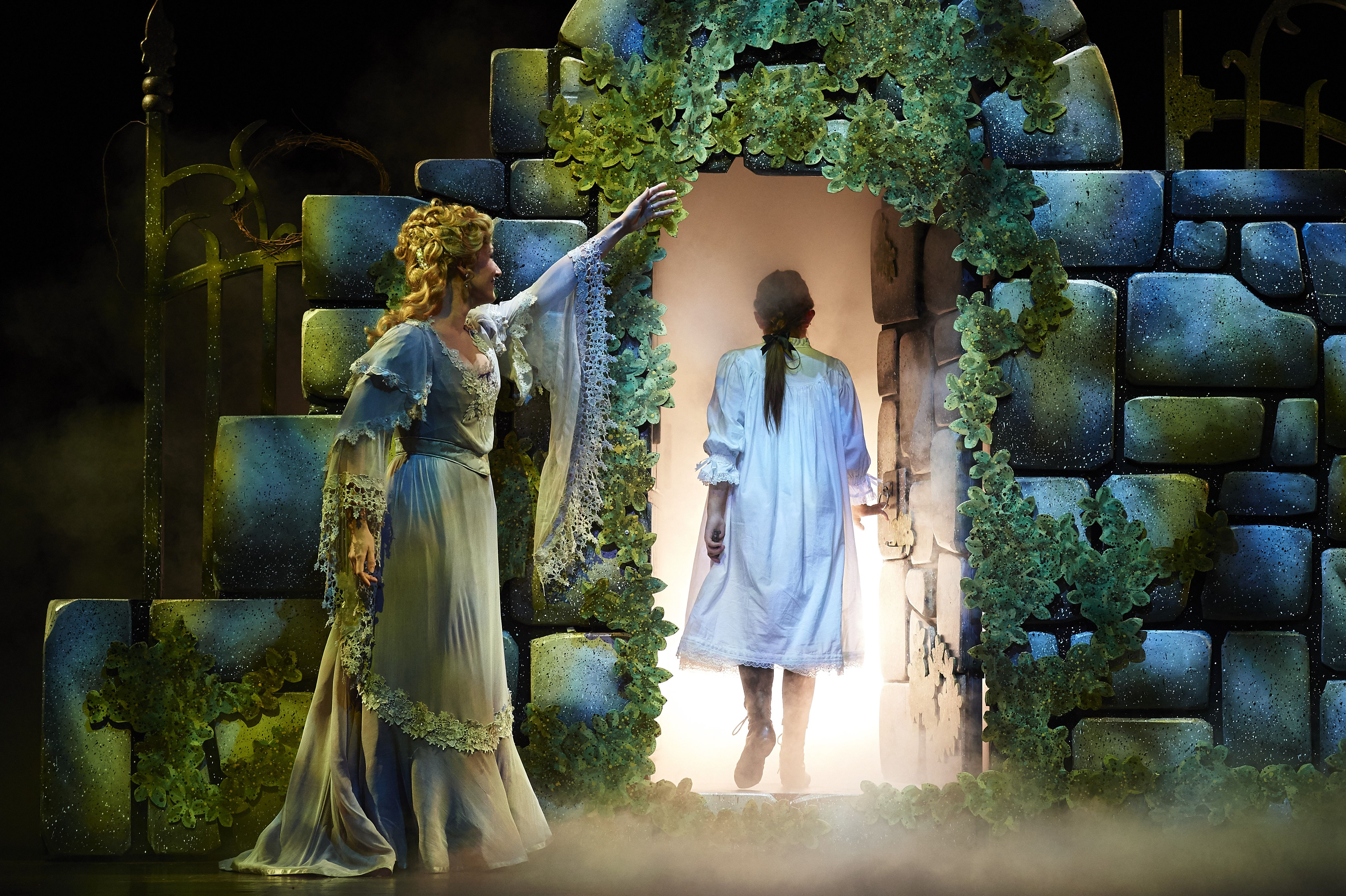 "the secret garden"" theatre set design - Google Search ..."