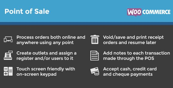 WooCommerce Point of Sale (POS) v237 Download Premium - point of sale resume