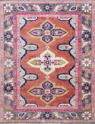 Coral Kismet rug, Caitlin Wilson | Apartment | Pinterest | Apartments