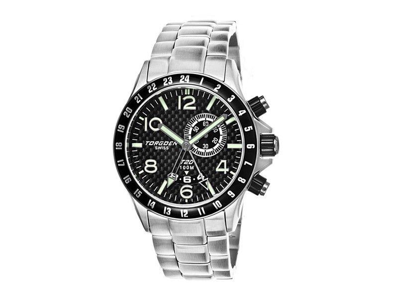 Torgoen T20205 Carbon Fiber Watch - Watches - Jewelry | Carbon Fiber Gear