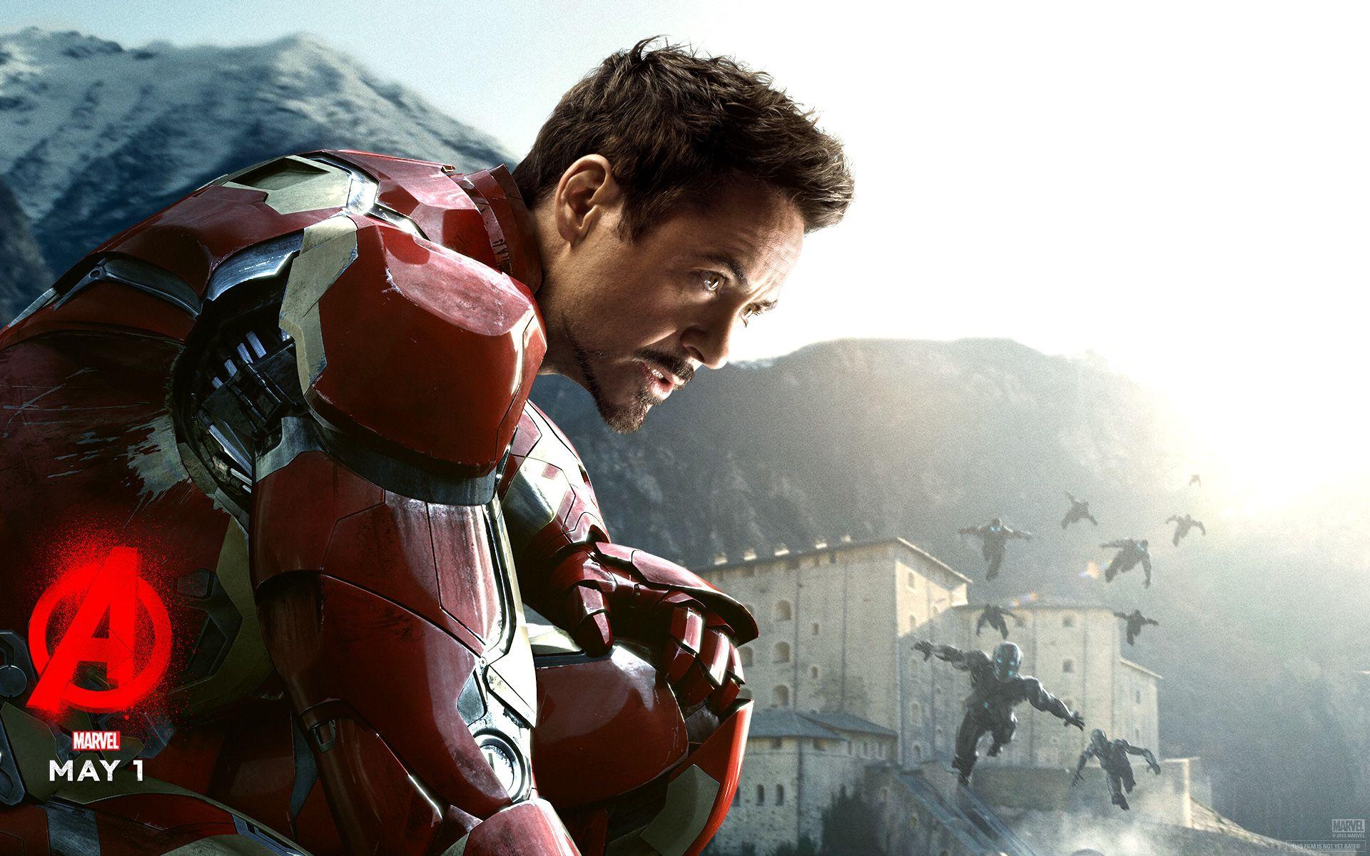 Avengers Age of Ultron Wallpaper 3 Iron Man