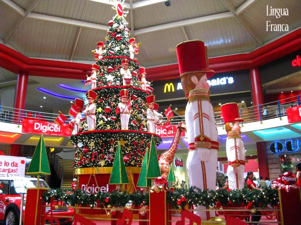 christmas decorations at albrook mall - Mall Christmas Decorations