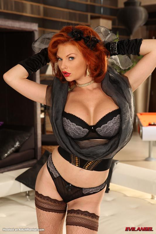 Pin by kevin kennelty on P   Hottest redheads, Black ...