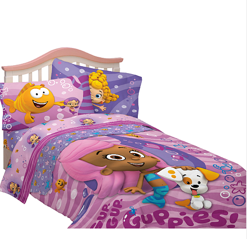 Bubble Guppies Fun Twin Comforter Franco Mfg Toys