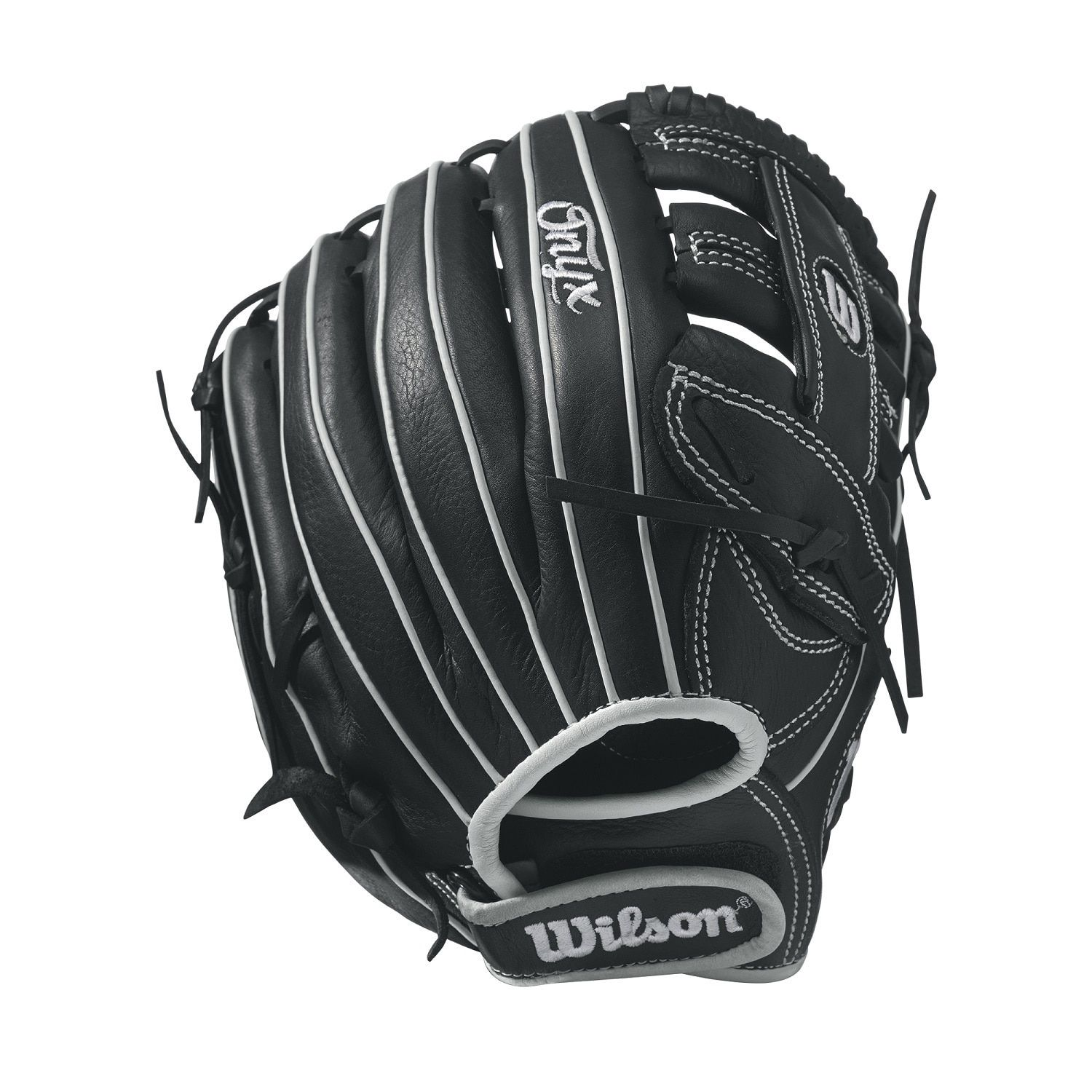 Wilson yx Fastpitch 11 75 inch Right handed Softball Infield Glove