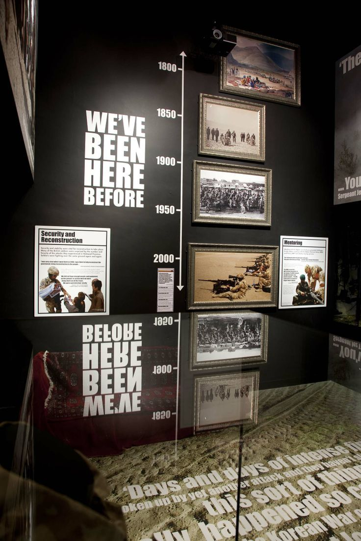 afghanistan zone museum inspiration exhibition