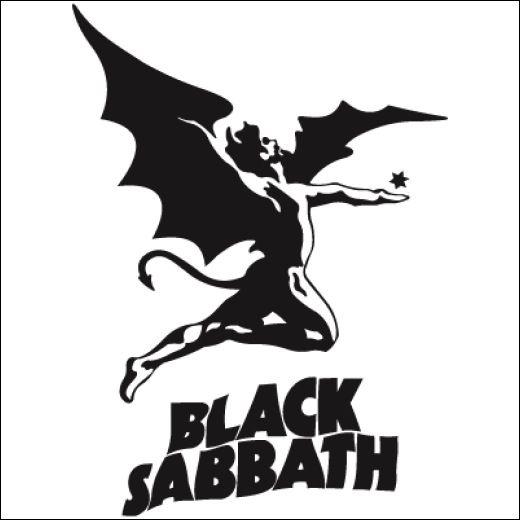 black sabbath logo google search rock roll brand meeting rh pinterest com black sabbath logo image Van Halen Logo