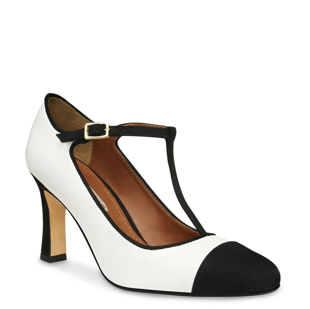 04cde8b89b Scarpin em Couro e Nobuck - Corello Sapatos Sociais