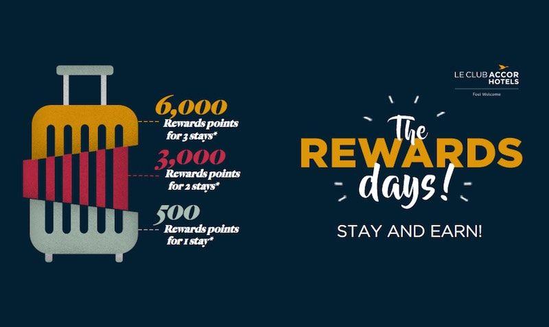 Upto 6000 Reward Points At Accor Hotels Hotel Rewards Online