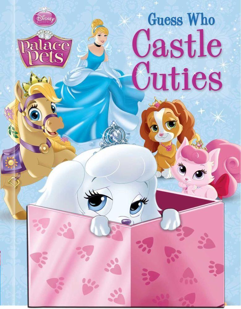 Disney Palace Pets Guess Who Castle Cuties Princess