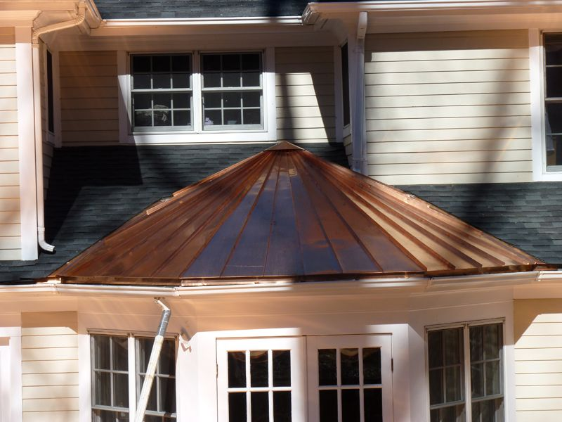 Once Your Roof Is Installed A Little Bit Of Maintenance Can Go A Long Way Description From Lgcroofing Com I Searched Metal Roof Copper Roof Roofing Options