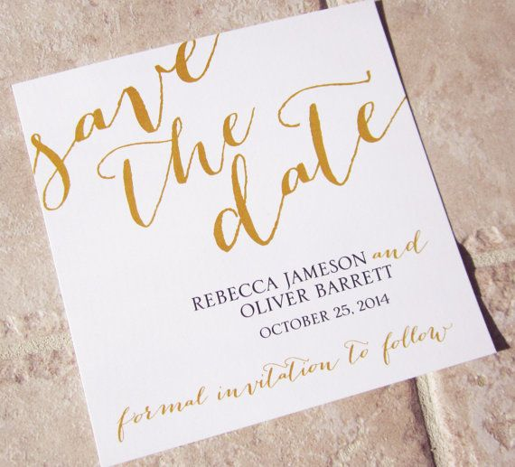 100 Save The Date Cards Wedding Invitations Casual Script Casual Wedding Invitations Wedding Cards Save The Date Cards