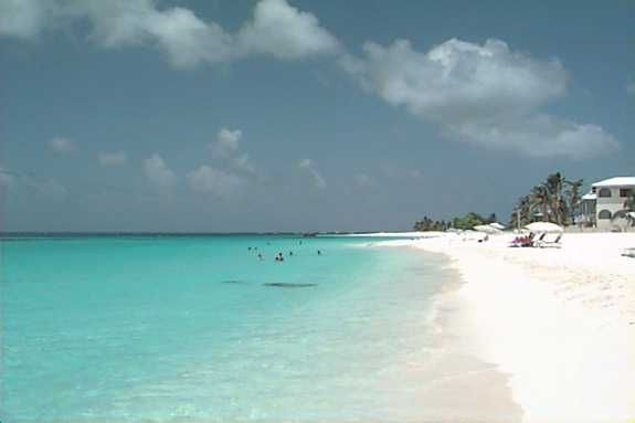 Shoal Beach Is The Best One On Island Of Anguilla