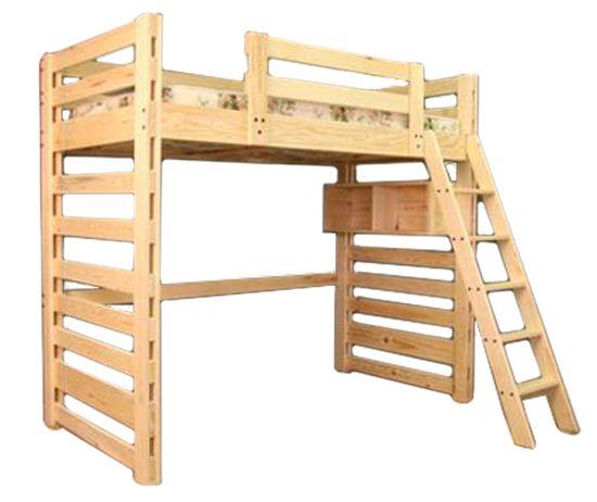 7 inspiring extra long twin loft bed frame photo ideas loft beds. Black Bedroom Furniture Sets. Home Design Ideas