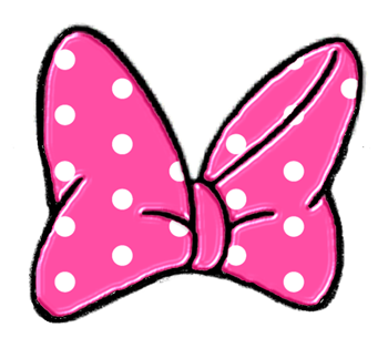 pink minnie mouse bow template minnie mouse bow