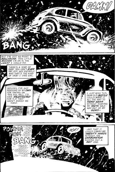 Frank Miller: Sin City | sin city comics | Pinterest ...