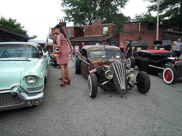 Beatersville Car and Bike Show ~ More: http://Photos.RoadkillCustoms.com