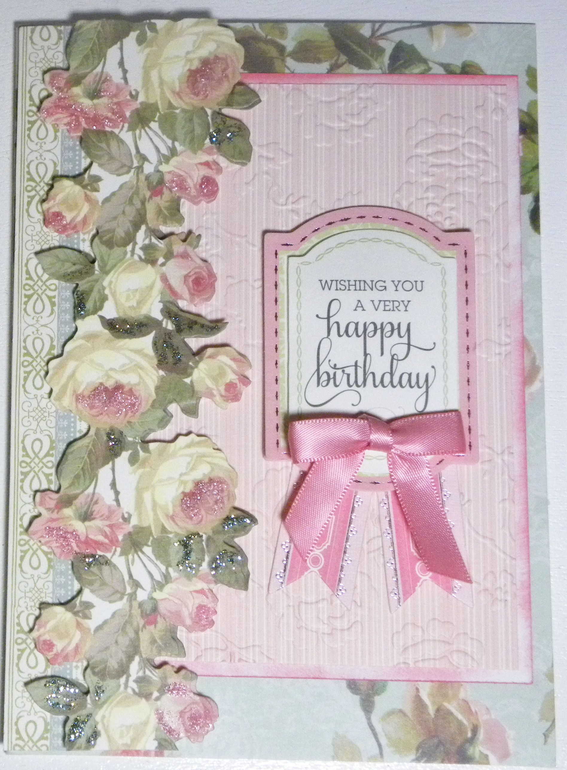 Anna Griffin Card My Cards Pinterest Anna Griffin Anna And