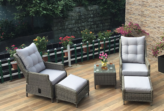 2018 Hot Sale used folding chairs wholesale bamboo outdoor furniture