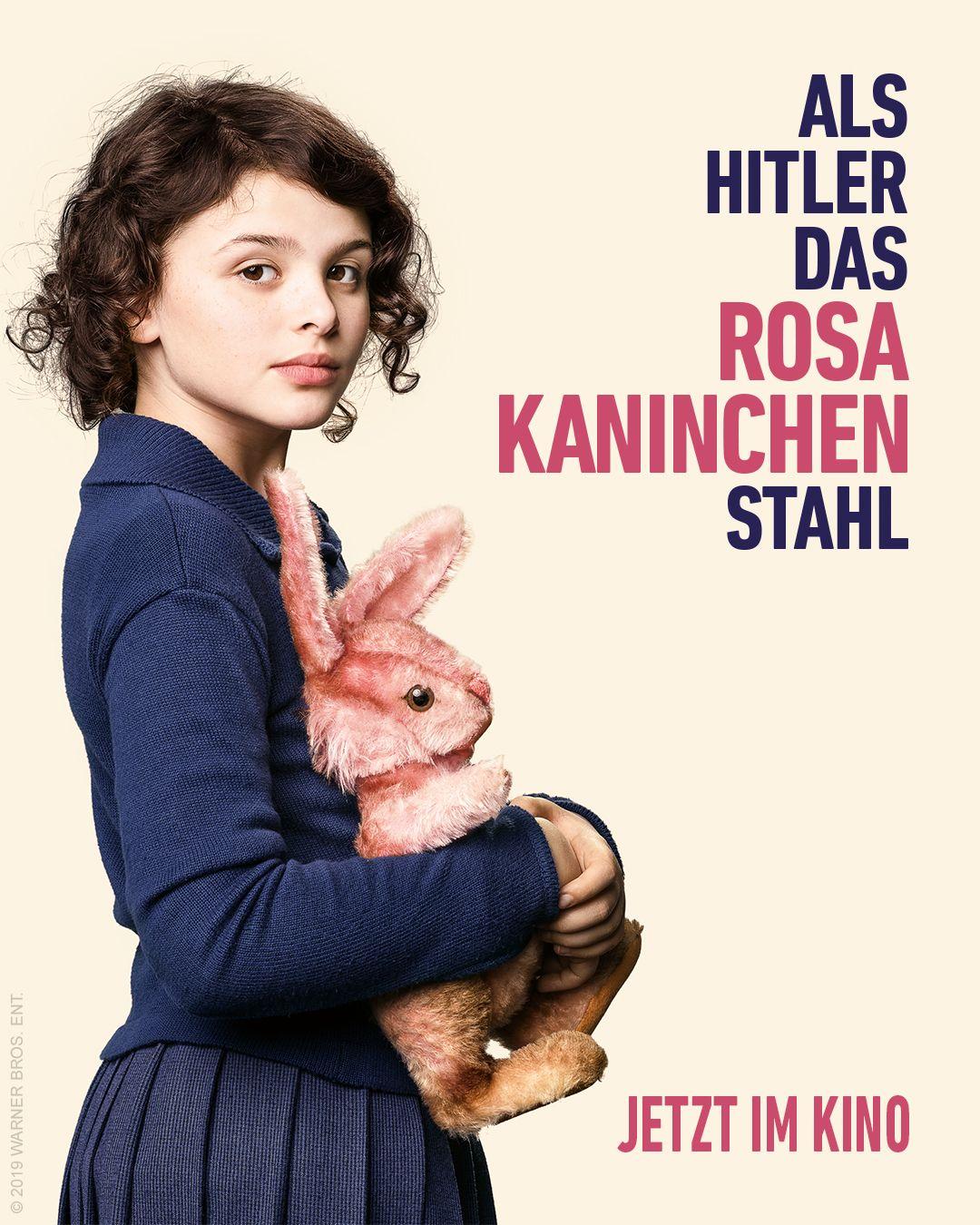 Photo of ALS HITLER DAS ROSA KANINCHEN STAHL