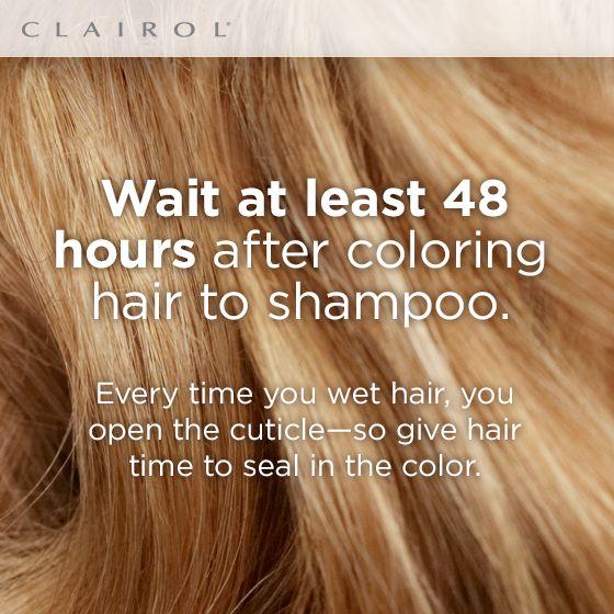 Inspirational Natural Hair Color Shampoo