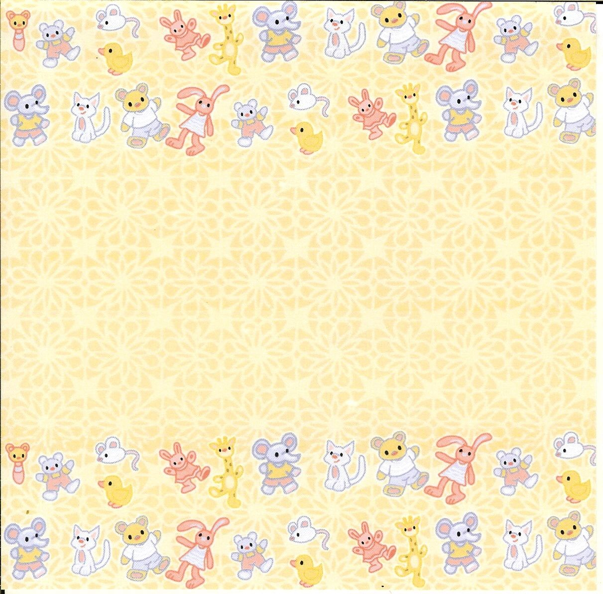 Papel Decorativo Para Bebes Baby Background Fondos P Imprimir Bebe Sobres