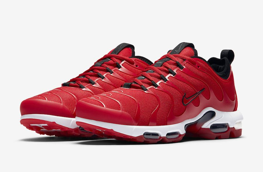 Nike Air Max Plus TN Ultra University Red 898015 600 | Gym