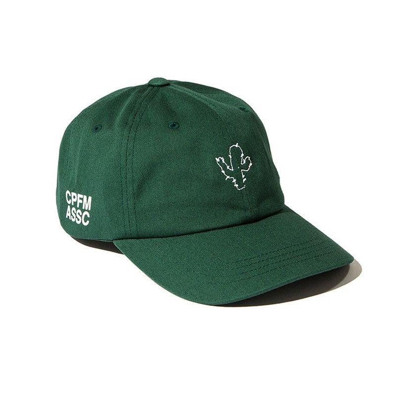 Aliexpress.com  Comprar Antisocial Social Club CPFM assc Cactus Travis  Strapback sombrero verde menta cb7fc580cae