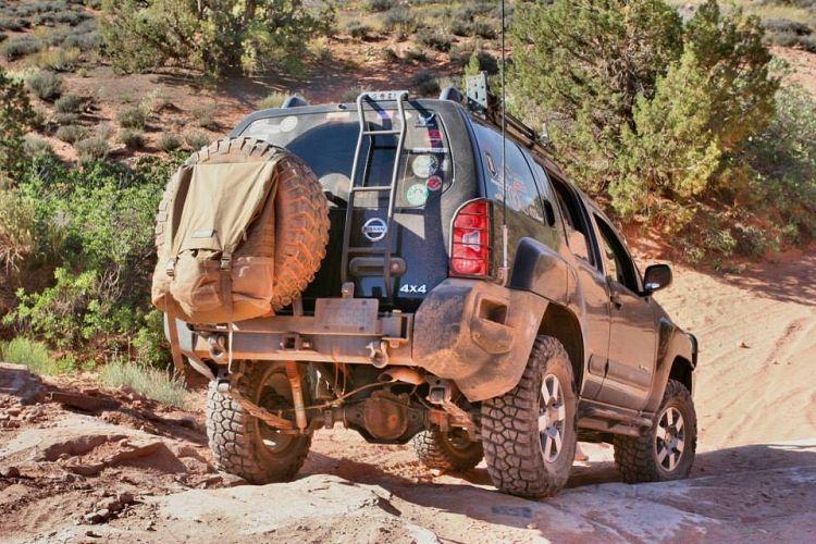 Trasharoo Monster Trucks Jeep Life Trash Bag