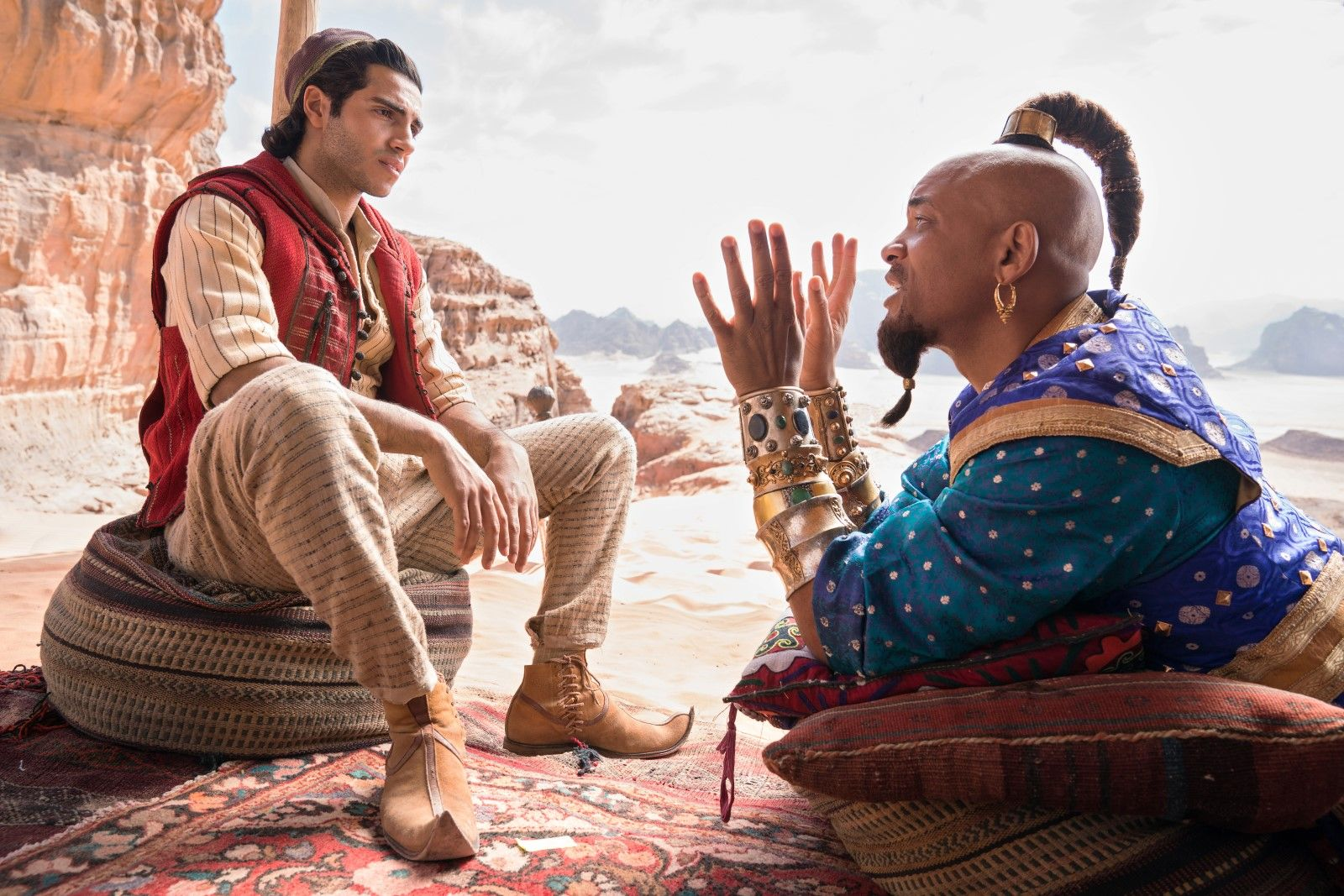 Aladdin Ficha E Trailer Do Filme Site Criativo Cinema Em 2020