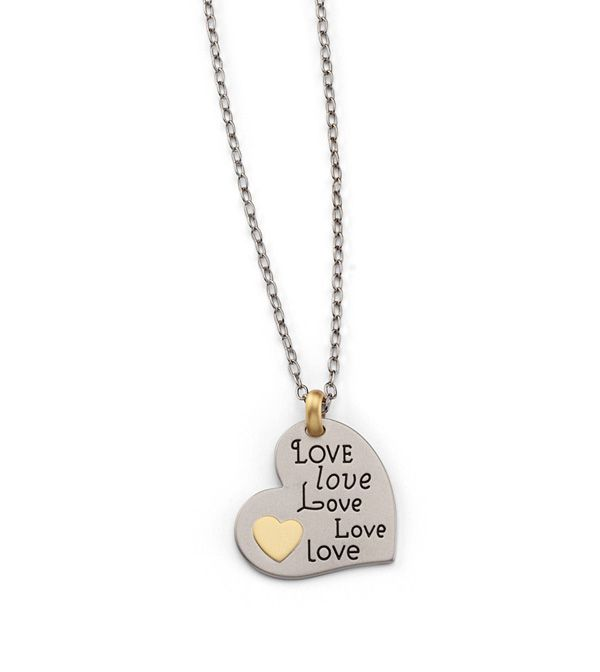Light hearted necklace love love love is in the air your lia light hearted necklace love love love is in the air your lia sophia aloadofball Image collections
