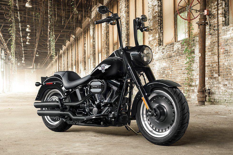 Harley Davidson 1800 SOFTAIL FAT BOY S FLSTFBS 2016 4