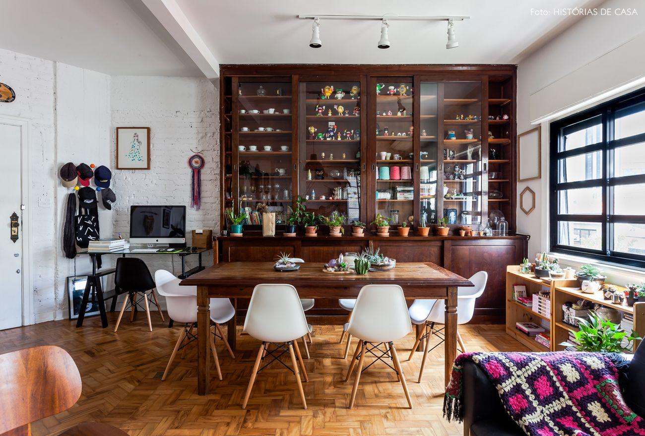 Liberdade de estilos sala de jantar dining room sala for Casa moderna vintage