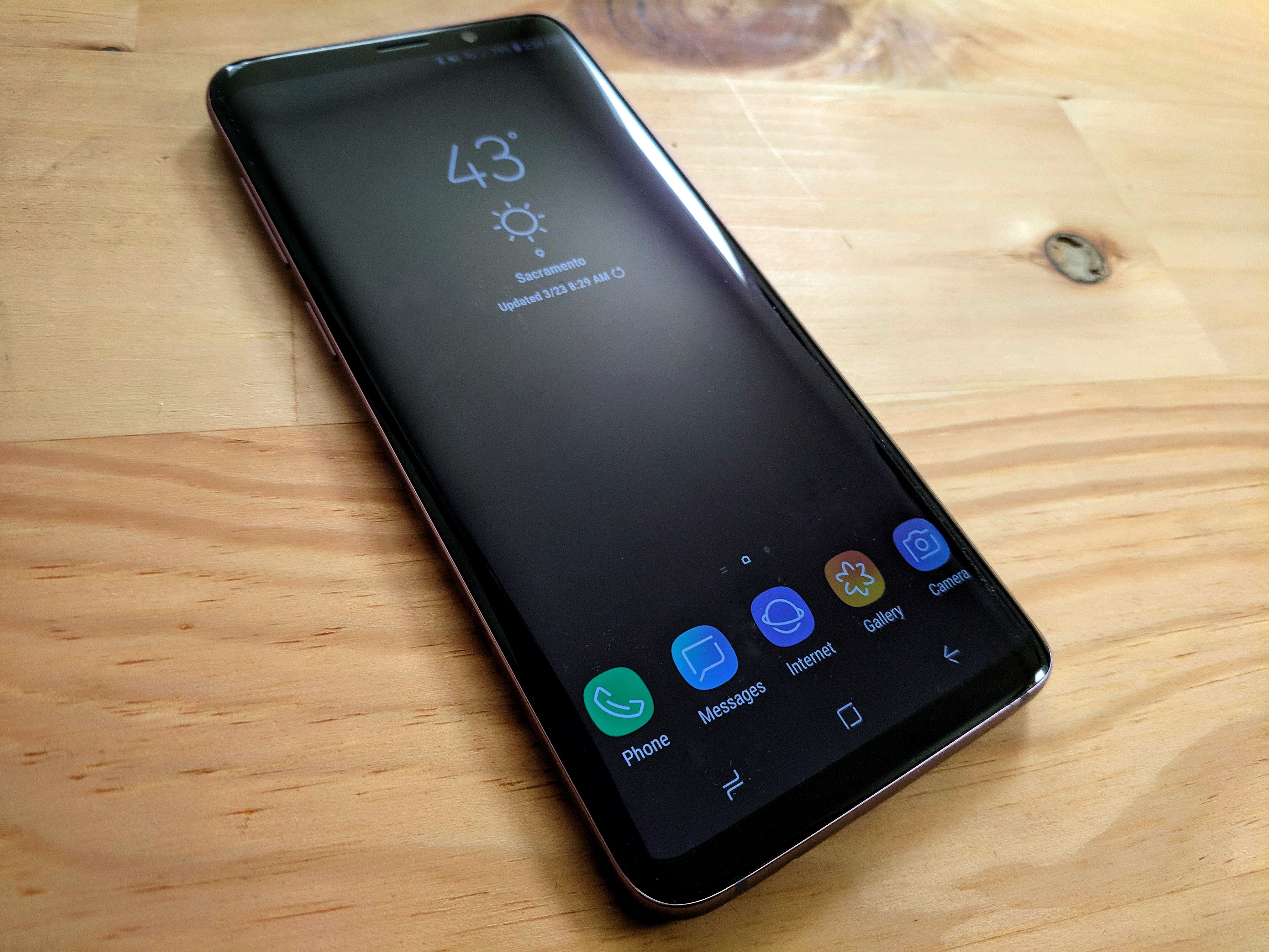 mon Samsung Galaxy S9 Plus Problems And Their Fixes