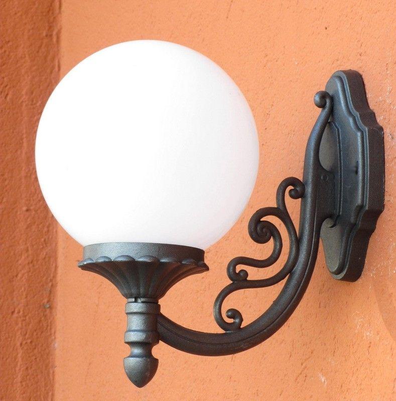 Illuminazione Da Giardino A Parete.Luce E Illuminazione Da Esterno Applique A Parete Per