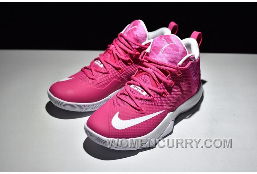 promo code f4fc9 133c5 Nike Lebron Ambassador 9 Pink Top Deals, Price   84.00 - Women Stephen  Curry Shoes Online