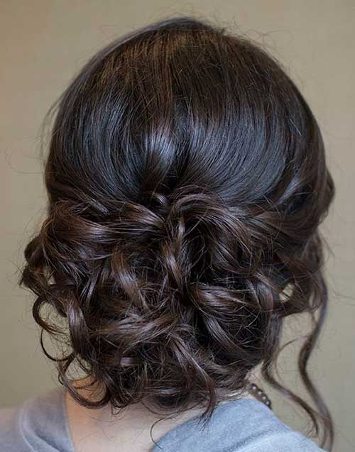 prom updos long hair moms