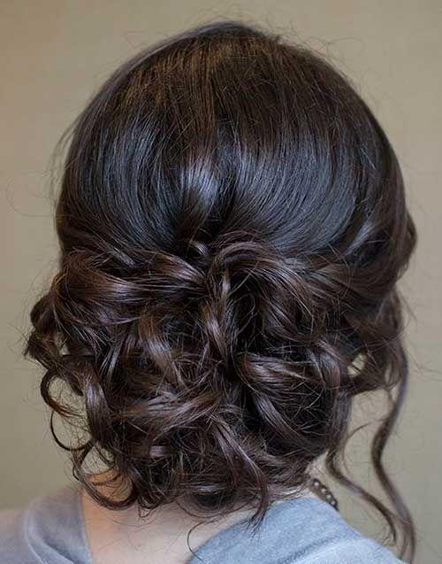 Astounding 20 Prom Updos For Long Hair Moms Dresses Pinterest Long Hairstyles For Women Draintrainus