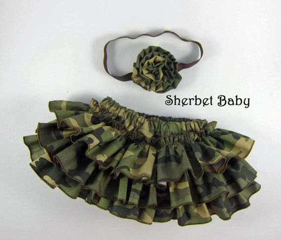 Hey, I found this really awesome Etsy listing at http://www.etsy.com/listing/171563465/headband-and-daddys-little-hunter-camo