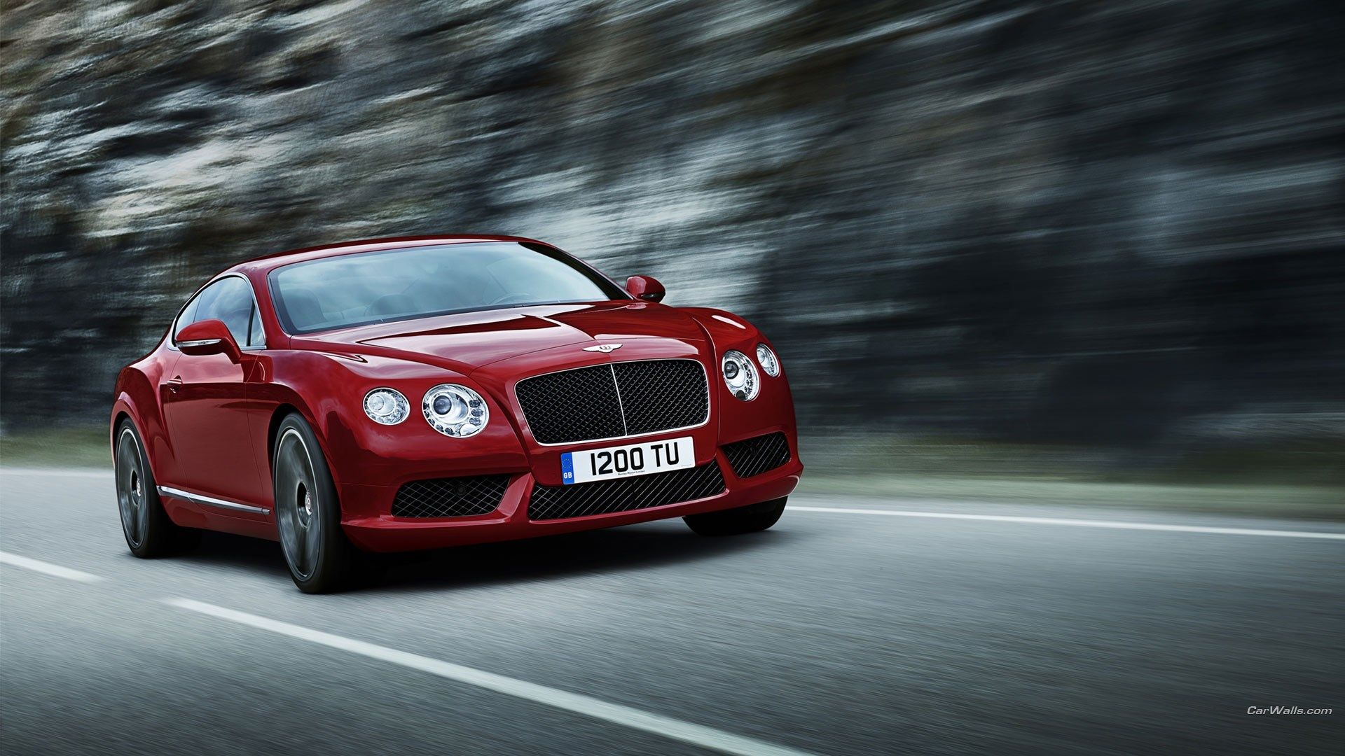 Free screensaver 2013 bentley continental v8 range