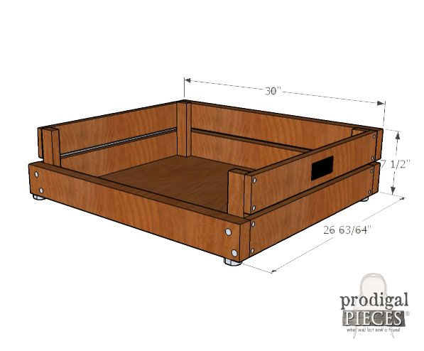 Pet Bed Diy Building Plans Tutorial Wooden Dog Bed Diy Pet