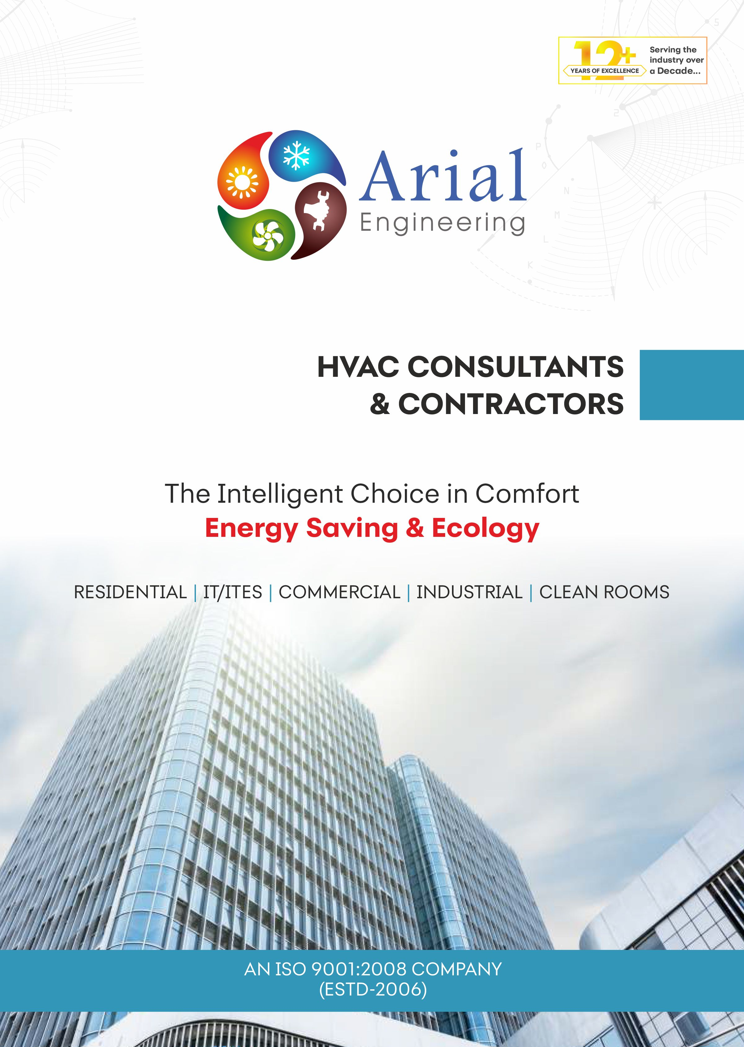 hight resolution of company brochure arial engineering services
