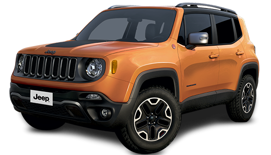 Jeep RENEGADE MY16 Trailhawk Roma