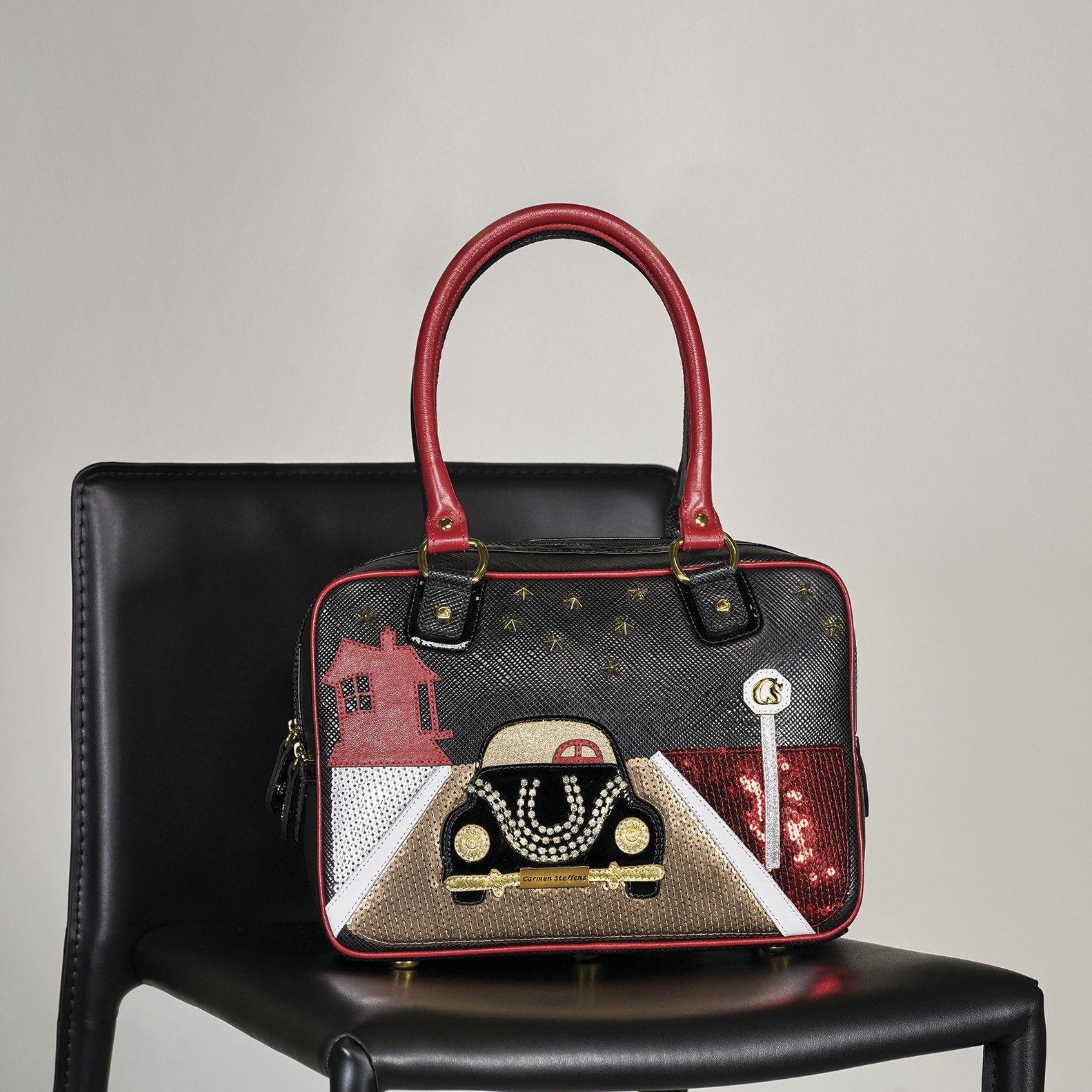 00db5fc32a Celebre os 25 anos da Carmen Steffens com esta bolsa especial ...