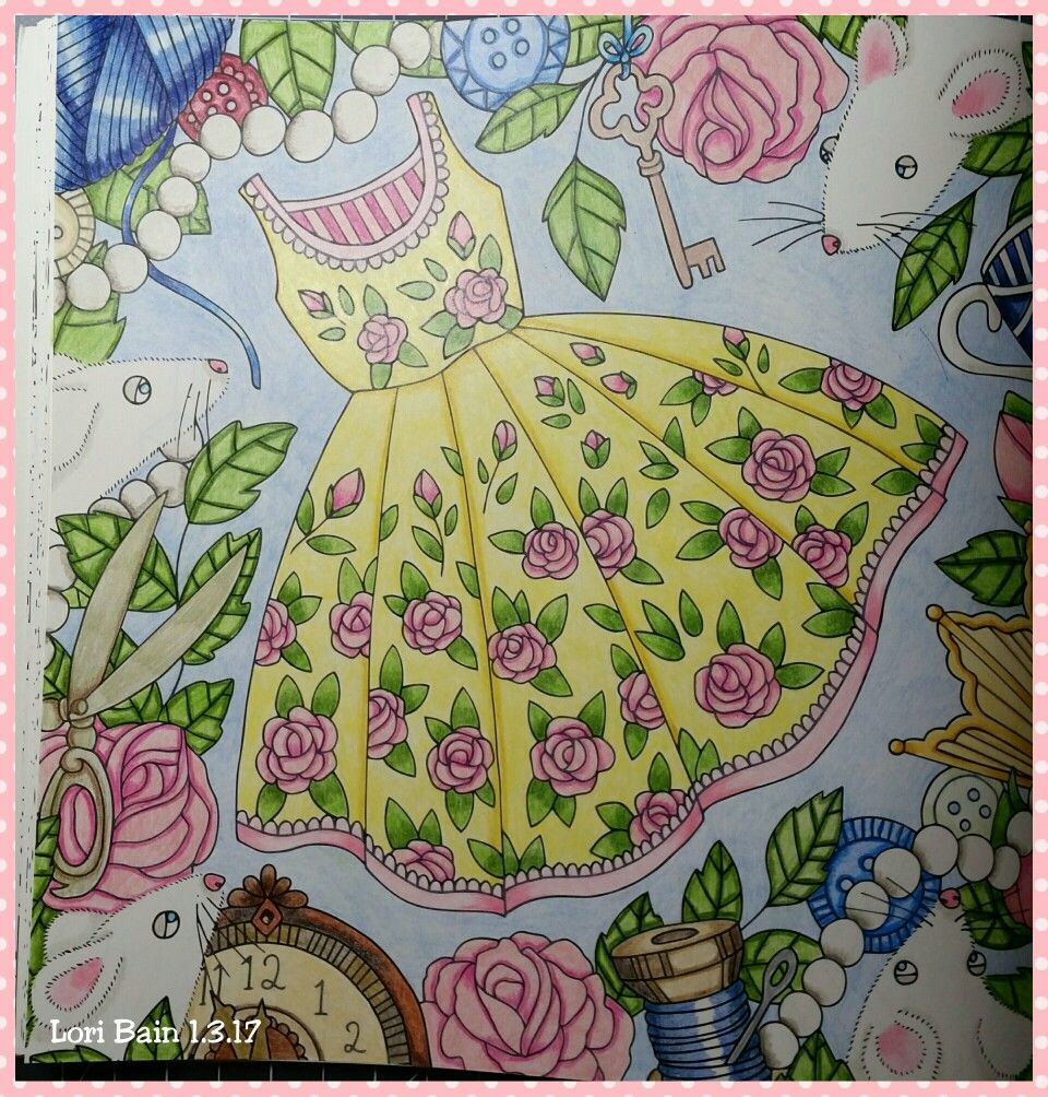 Anti stress colouring book asda - Fairy Tales By Emelie Lidehall Oberg Colouring Book Flip Through Sagolikt Colouring Book Flipthroughs Pinterest Coloring Books And Fairy