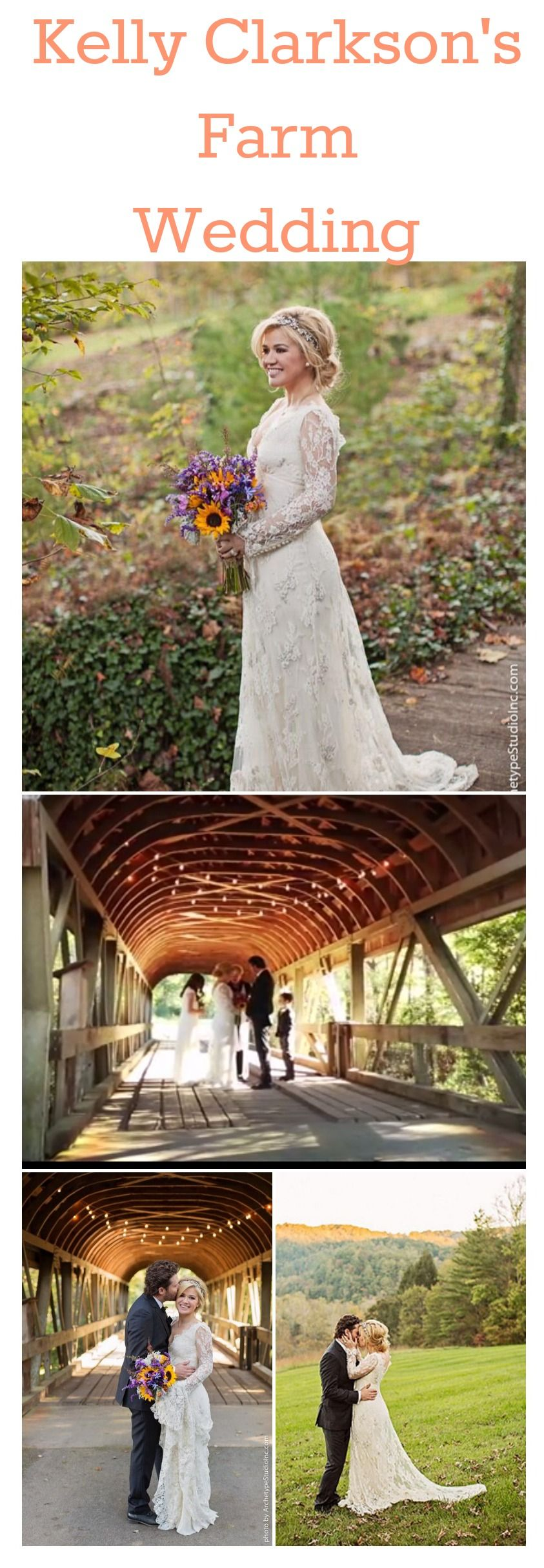 5 things we loved about kelly clarkson wedding kelly